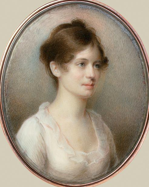 Mrs. Richard Sullivan (Sarah Russell)