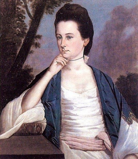 Rebecca Lloyd (Mrs. Edward Davies)