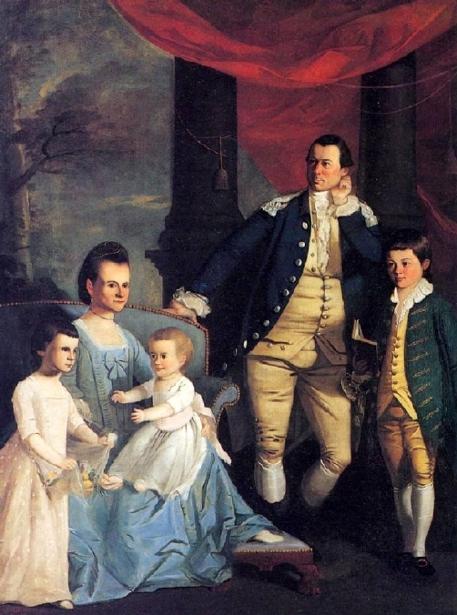 The Archibald Bulloch Family