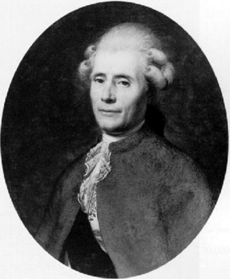 The Artist Joseph-Marie Vien