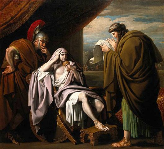 Alexander The Great's Confidence In His Physician Philip Of  Acarnania