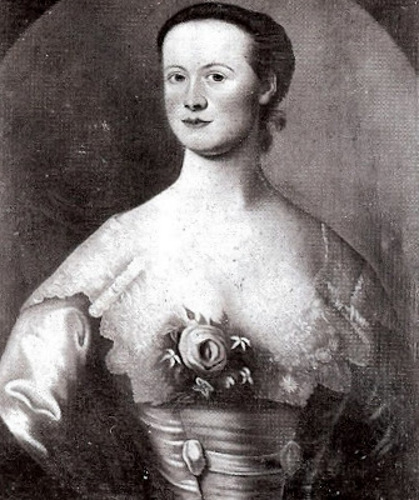 Catherine Van Cortlandt (Mrs. James Van Rensselaer)