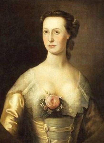 Catherine Van Rensselaer (Mrs Phillip John Schuyler)