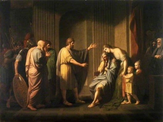 Cleombrotus Ordered Into Banishment By Leonidas II, King Of Sparta