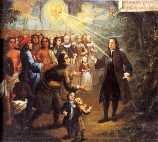 Count Nikolaus Ludwig von Zinzendorf und Pottendorf as The Teacher Of The Peoples