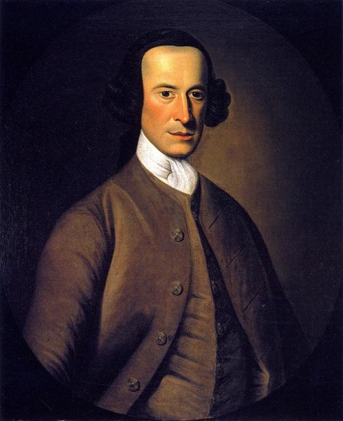 Dr. William Samuel Johnson