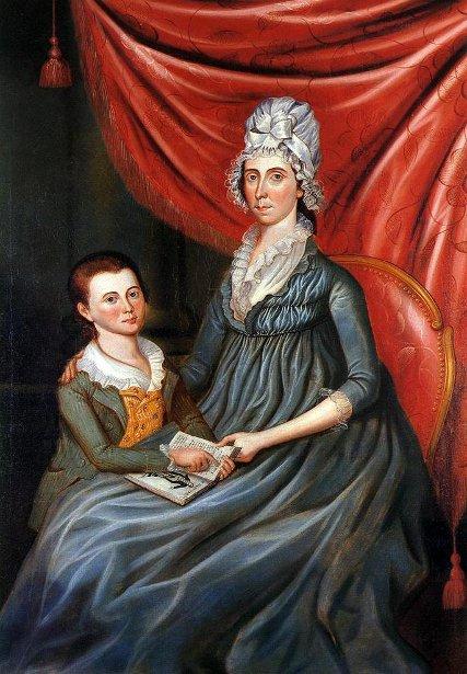 Eleanor Conway Hite And Son, James Madison Hite