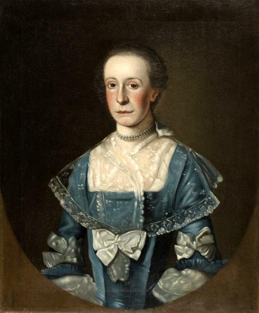 Elizabeth Van Rensselaer (Mrs. Abraham) Ten Broeck
