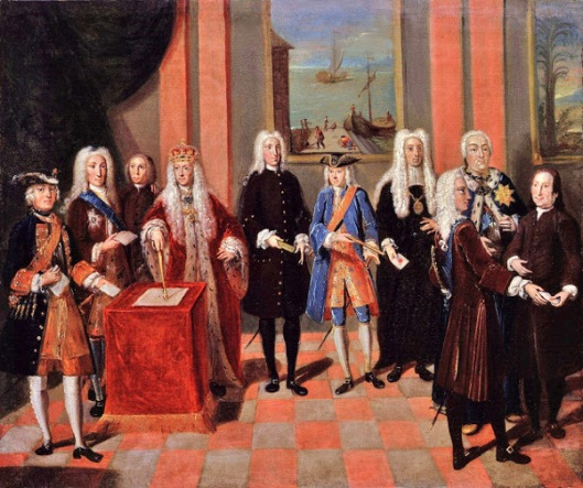 Group Associated With The Moravian Church