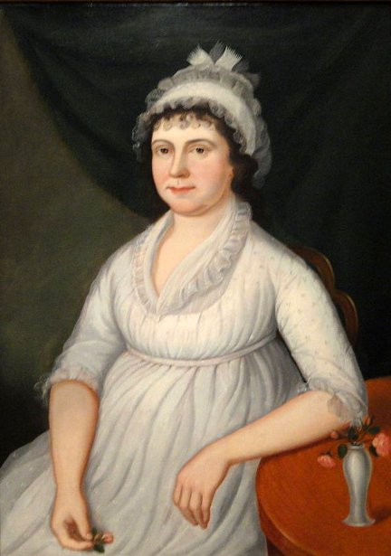 Hannah Lemmon (Mrs. Thomas Corcoran)
