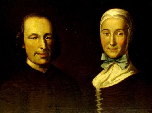 Johann And Susanna Nitschmann