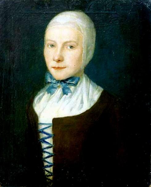 Johannetta Ettwein (Johannetta Maria Kymbel)