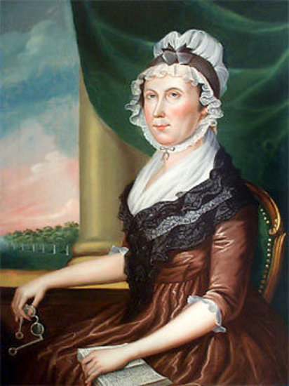Margaret Baker Briscoe (Mrs. Gerard Briscoe)