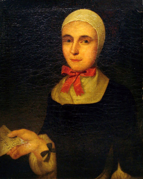 Miss Anna Nitschmann