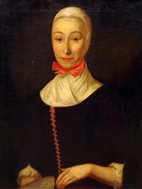 Miss Anna Rosina Anders