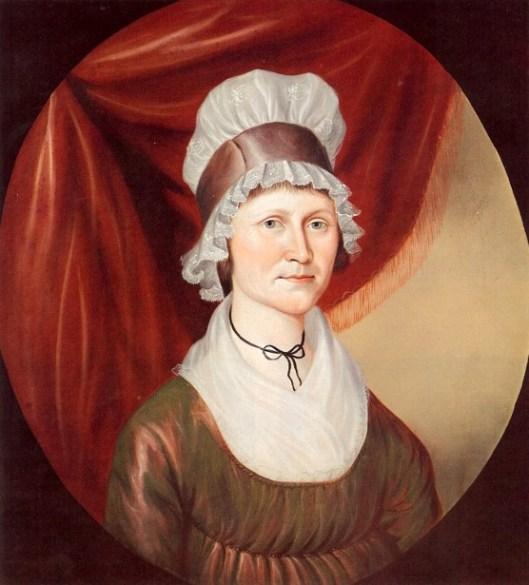 Mrs. Amos Morrow