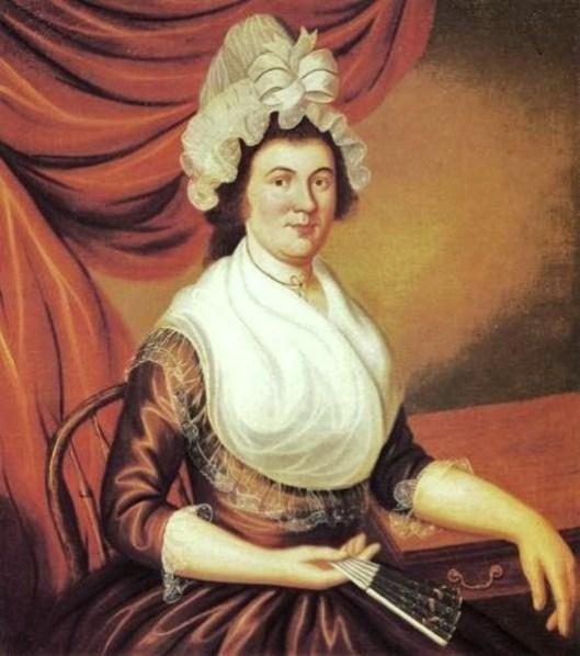 Mrs. Diana James Lawson of Baltimore