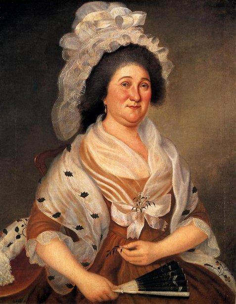 Mrs. Elijah Etting