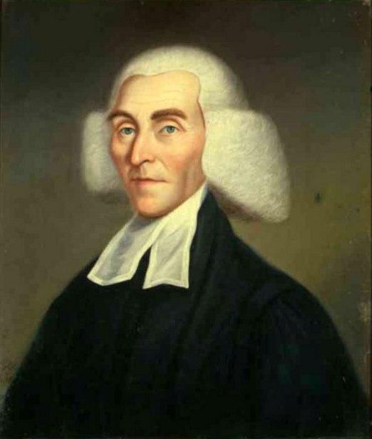 Reverend George Duffield