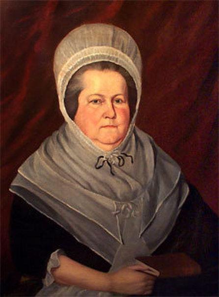 Susan Lawson  (Mrs. Andrew Buchanan)
