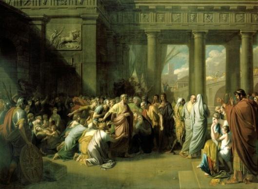 The Departure Of Regulus