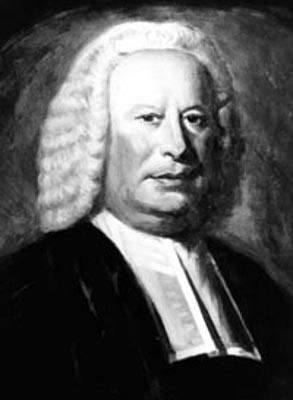 The Reverend Samuel Johnson