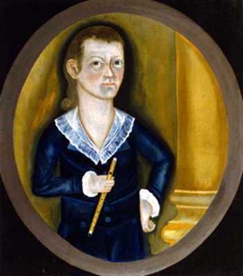 Boy With A Fife