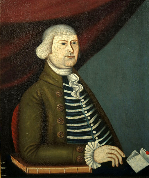 Captain Pollycarpus Edson