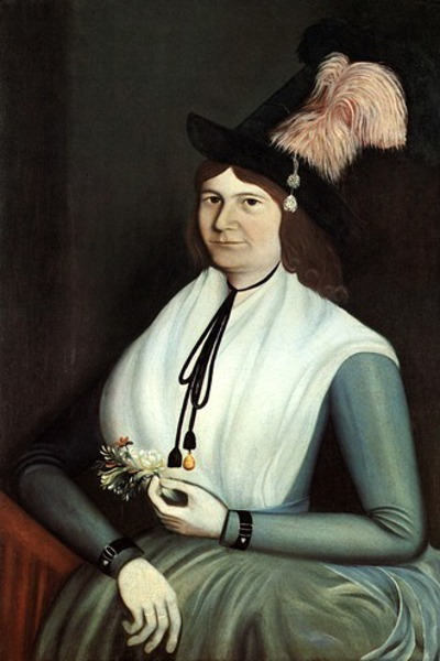 Mrs. Ezra Weston jr. (Jerusha Bradford)