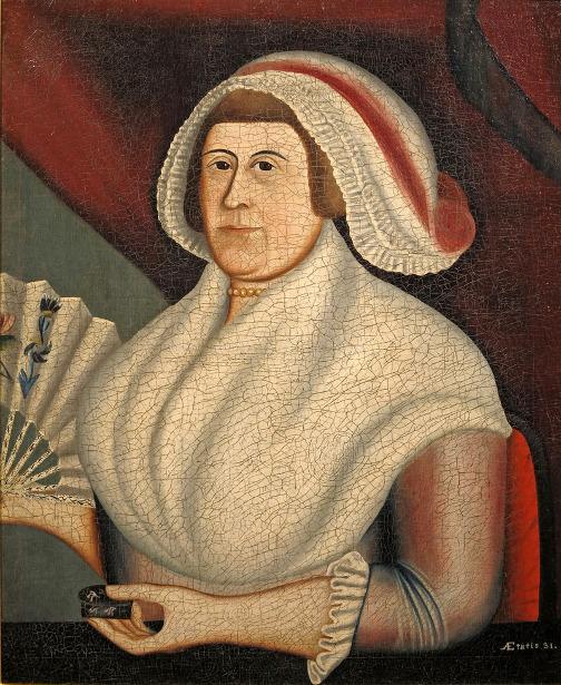 Mrs. Pollycarpus Edson (Lucy Eaton)