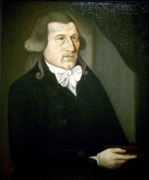 Reverend Nehemiah Thomas