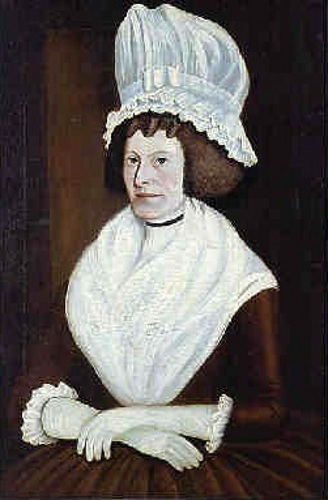 Mrs. Joshua Winsor (Ruth Thomas)