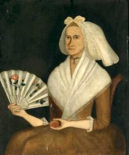 Sarah Dean of Raynham, Massachusetts