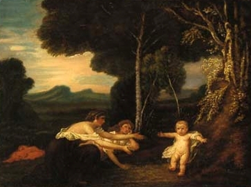 The Birth Of Adonis