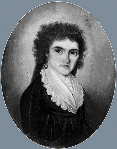 Mrs. Ethan Stone (Abigail Maria Storrs)