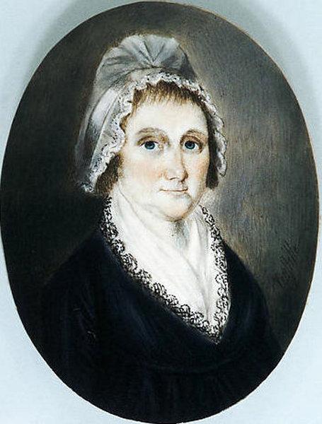 Mrs. Joseph White (Elizabeth Stone)