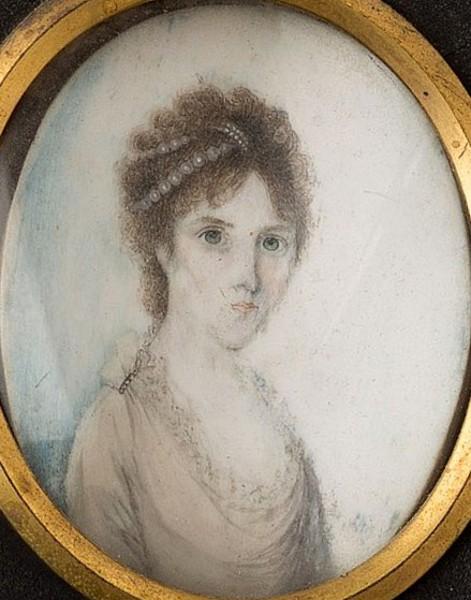 Mrs. Joshua Ward (Susanna Holyoke Ward)