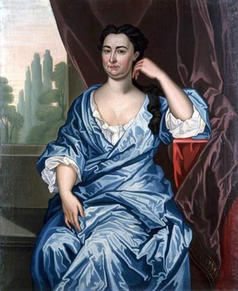 Mrs. Kiliaen Van Rensselaer (Maria Van Cortlandt)