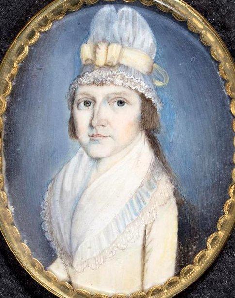 Mrs. William Eldridge (Eliza Avery)