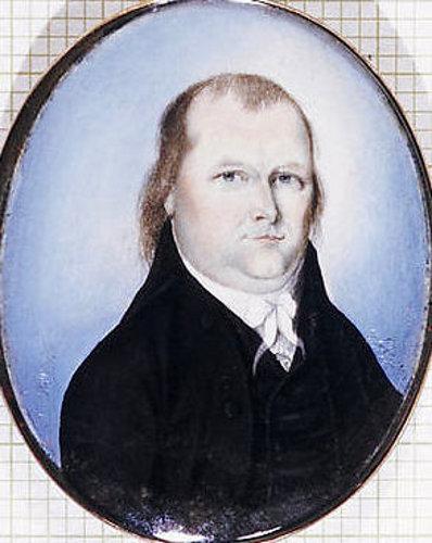 Portrait Of A Gentleman