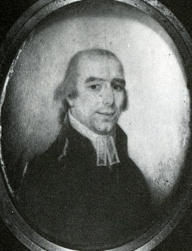 Rev. John Clarke