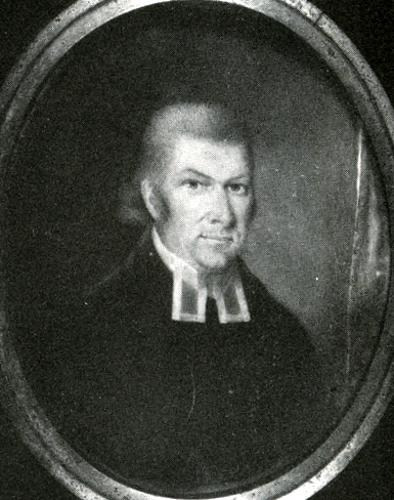 Rev. John Prince
